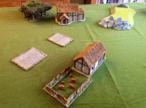 The church and the farm
